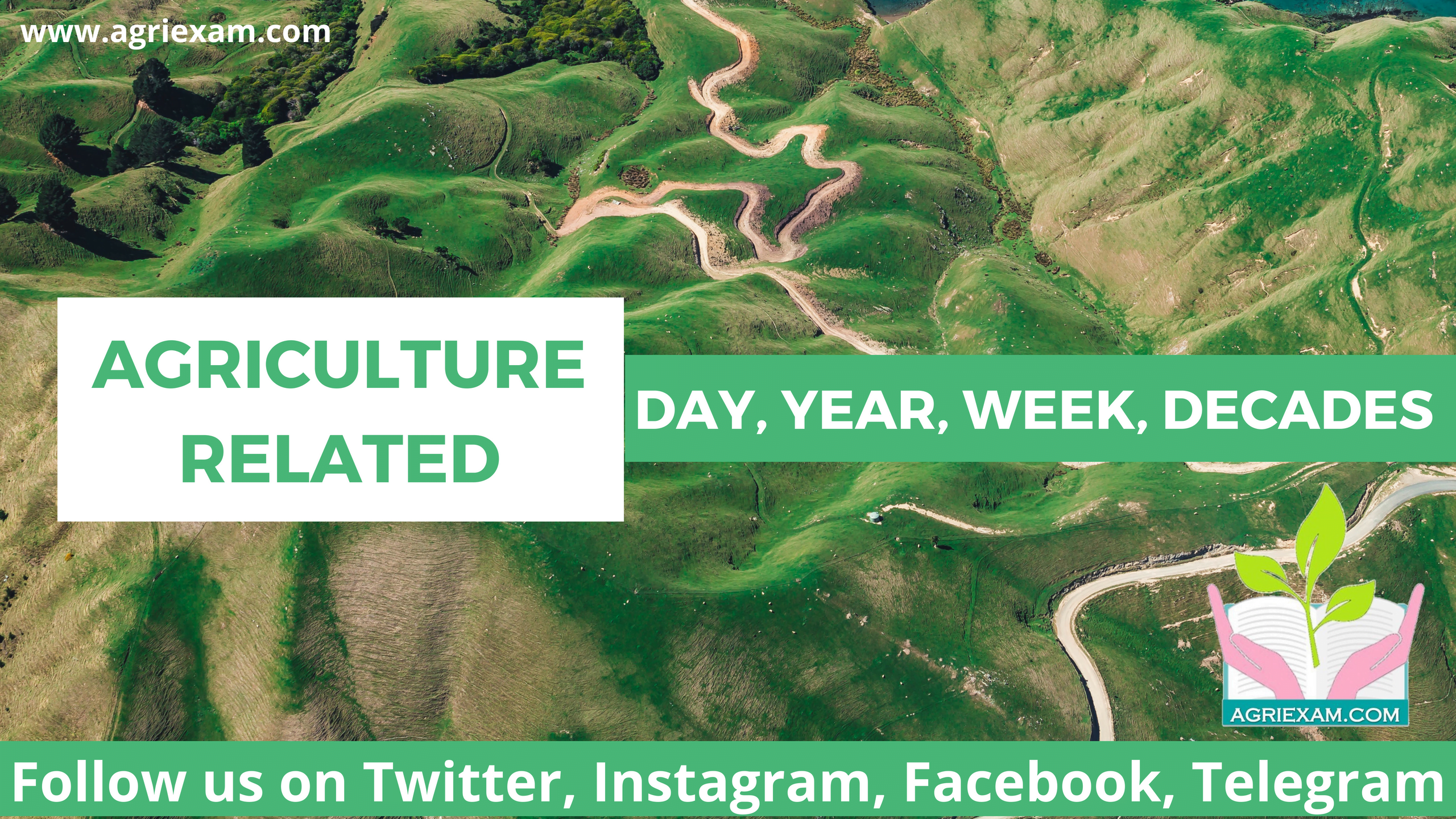 Agriculture Day Week Years Decades